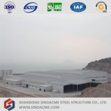 Sinoacme는 무거운 강철 구조물 프레임 플랜트를 조립식으로 만들었다