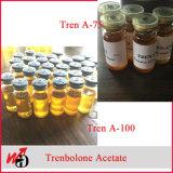 Muscolo magro che guadagna sorgente liquida dell'acetato di Trenbolone dello steroide anabolico