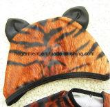 Одежда шаржа моделируя костюм заплывания, 3 d напечатала износ заплывания