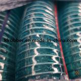 O fio de aço em espiral de fibra de PVC reforçados a mangueira de água
