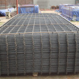 Panneau soudé de renfort concret de treillis métallique pour la construction