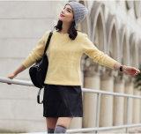 De Sweater van het Kasjmier van vrouwen met Ronde Hals (13brdw037)
