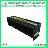 Inversor da potência do carro do UPS da C.C. 5000W com carregador (QW-M5000UPS)