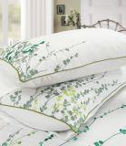 キヅタの刺繍の寝具セット