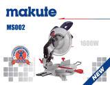 255mm 1600W Industrial Miter vu l'outil d'alimentation scie électrique (MS002)