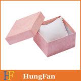 Boîte cadeau en carton carré en papier d'emballage pour la montre