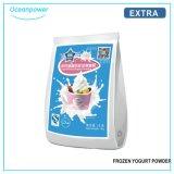 Poudre de glace au yaourt pour la crème glacée