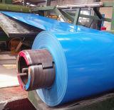 Изготовление катушки цвета PPGI стальное