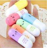 Commerce de gros Mini pilules de plumes fluorescentes