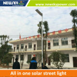 Todos en un LED de luz solar de la calle