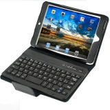 Leer Look Case met Bluetooth Keyboard voor iPad Mini