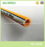 Шланг 8.5mm брызга давления желтого волокна PVC Braided высокий