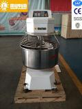 Industrial Pan espiral mezclador de masa de piezas de 50 kg de masa espiral mezclador