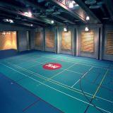 Maunsell 스포츠 - PVC 나무로 되는 패턴 Baskestball 실내 마루