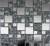 Aço inoxidável Misto Cristal Mosaic (YXM02S)