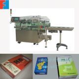Machine d'emballage de cellophane de technologie de l'Italie avec le moteur servo