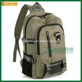 Высокого качества Backpack перемещения конструктора мешок спорта холстины классицистического изготовленный на заказ