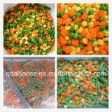 Mola IQF IQF vegetais misturados Califórnia vegetais misturados