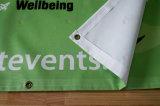 Bannière de protection publicitaire anti-UV personnalisée avec impression