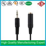 Haute qualité Rallonge de câble audio 3,5 mm