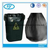 PE Plastique Multi Heavy Duty sac poubelle noir solide