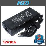 AC Adapter 12V 5A 8A 10A 4A 2A 3A voor LED Light Desktop AC gelijkstroom Adapter