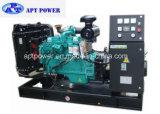 Abrir el tipo prima diesel del generador 125kVA