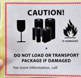 안전 신호를 위한 반영 경고 레벨