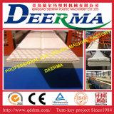 Panneaux de plafond extérieure en PVC de décisions de la machine en plastique
