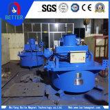 Separador magnético eléctrico de circulación forzada del petróleo de Rcdeb para el mineral de hierro de la rafadora/la central térmico/la mina