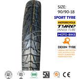 El sur de la vespa de América cansa el neumático 90/90-18 de la motocicleta del neumático de la motocicleta de la moto de las piezas de la motocicleta