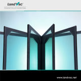 Landvac Alibaba Hot Sale Display Cases Vidro duplo de vácuo isolante