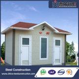 옥외 화장실을%s 가벼운 강철 모듈 건물