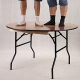 Напольный деревянный прямоугольный складной столик случая складного столика для банкета