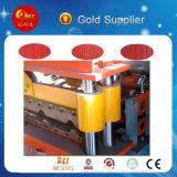 Painel de revestimentos betumados Ribtype máquina de formação de rolos