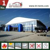 1000 de mensen overspannen de Structuur van de Tent in Nigeria voor Kerk en Partij
