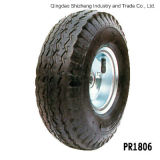 Garantierter Schubkarre-Reifen der Qualitäts3.00-4 mit Bescheinigungen