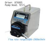 Bt600s grundlegende Geschwindigkeits-variable peristaltische dosierenpumpe 0.006-2900ml/Min