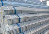 Galvanisiertes quadratisches Stahlrohr Q235, Q195, Q215, Q195-Q345