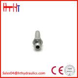 Encaixes de câmara de ar hidráulicos em linha reta estampados com Ce e certificação 20111 20111-T do ISO