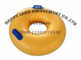 미끄러짐 활주를 위한 노란 PVC 팽창식 물 부유물 관