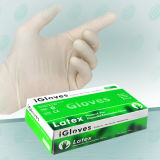 Lavoro Safety Latex Glove con Pm5.5