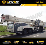 55 Ton Lifting Capacity (SWTC55)를 가진 이동할 수 있는 Crane