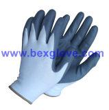 Нитриловые перчатки из пеноматериала, вещевого ящика