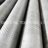 """9-5/8 """" pipe perforée de l'acier inoxydable 304L"""