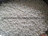 25kg Industriële Rang 24mm van de Zak van het Document van kraftpapier het Chloride van het Ammonium van de Korrel