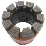 Morceau de foret de bouton de morceaux de foret de roche de bouton d'amorçage d'acier du carbone