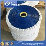 Tubo flessibile piano posto acqua flessibile ad alta pressione del PVC per irrigazione