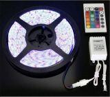 lumière de bande flexible de 60LEDs RVB LED (SM-W1210RGB60-02)