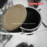 O aço inoxidável do café plástico do produto comestível redondo vibra a peneira